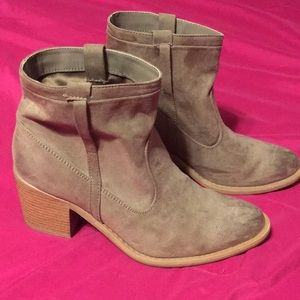 Women's Qupid boots / booties size 7